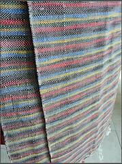 Cordonetto-dappled cotton (D-Apostrofo) Tags: scarf mano sciarpa handwoven handweaving tessuto telaio tessitura diapostrofo