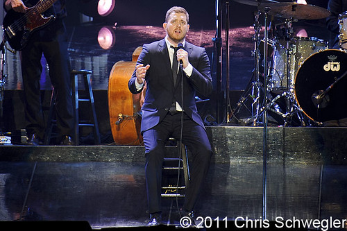 Michael Buble - 06-07-11 - The Huntington Center, Toledo, OH