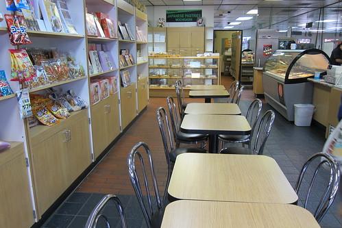 Mikawaya: Interior