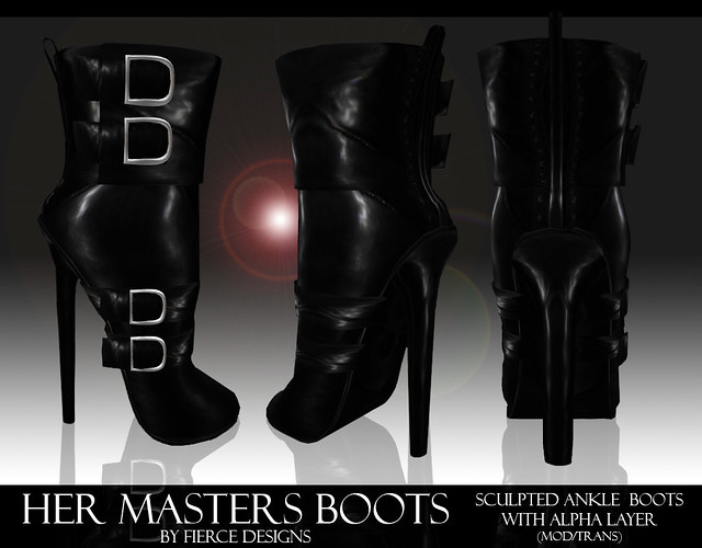Her masters boots