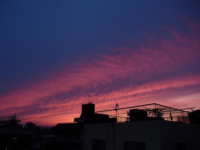 Sunset 2011.6.14