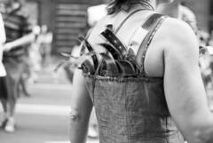 par tt parata 2011 (Luna Simoncini (Dolcenera)) Tags: city bw blackwhite bologna partot parttparata 18giugno2011