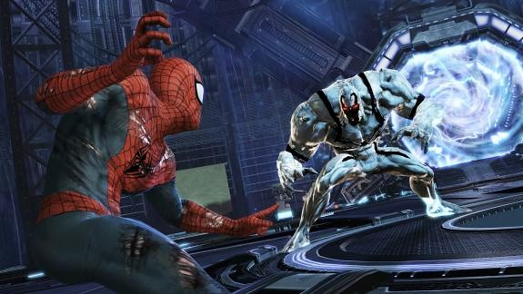 E3 2011: Spider-Man: Edge of Time Preview