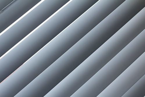 Diagonal Blinds