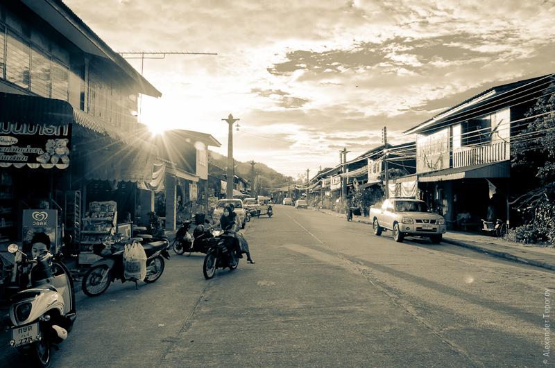 Old Town, Ko Lanta