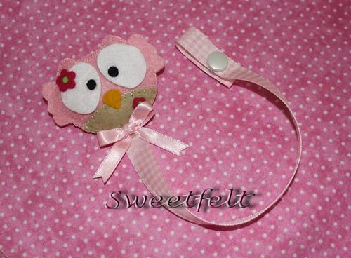 ♥♥♥ Para a Nina, com carinho... by sweetfelt \ ideias em feltro
