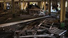 scrap (nitro.vo) Tags: urban building abandoned tooth lumix panasonic brewery co exploration gf1