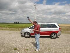 Windräder in der Uckermark