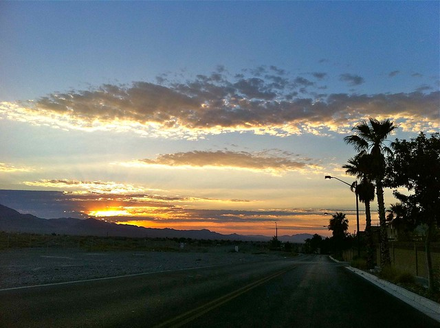 Las Vegas Sunrise