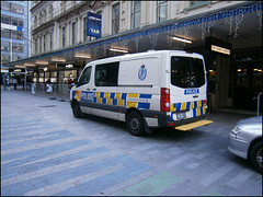 VOLKSWAGEN Crafter New Zealand Police