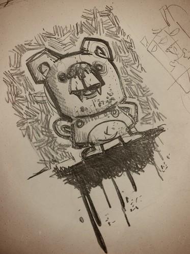 ScareBear by [rich]