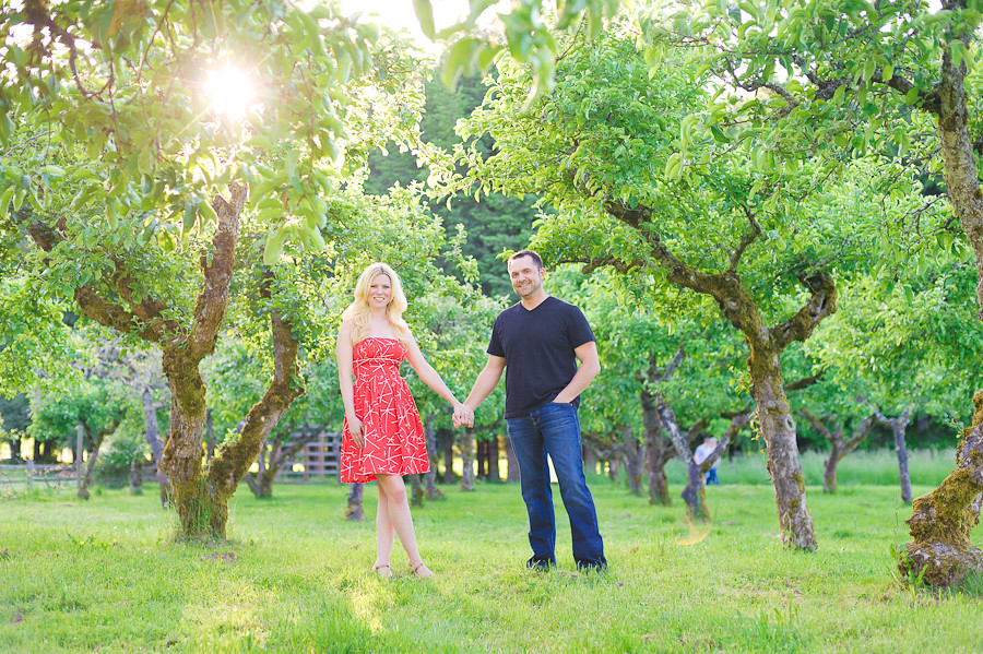 Portland wedding photography, engagement, Sauvie Island, Sauvie Island engagement, engagement session, engagement photos, Portland engagement photography, Portland wedding photographer, Spring