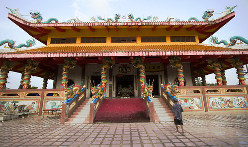 Tha Reua Chinese Shrine, Phuket