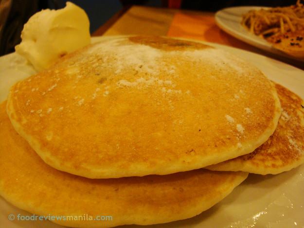 Pancake House Blueberry Pancakes