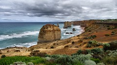 The 12 Apostles (Mark-Cooper-Photography) Tags: ocean sea canon australia victoria erosion vic coastline 12 greatoceanroad apostles sx1is markcooperphotography