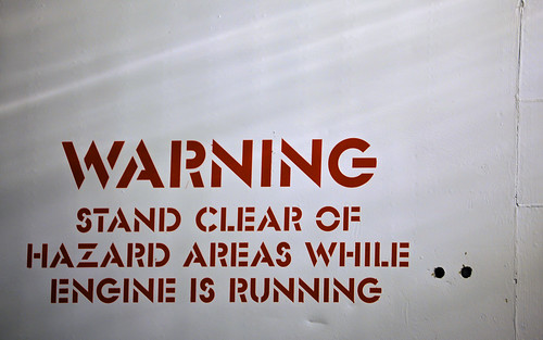Concorde - Warning