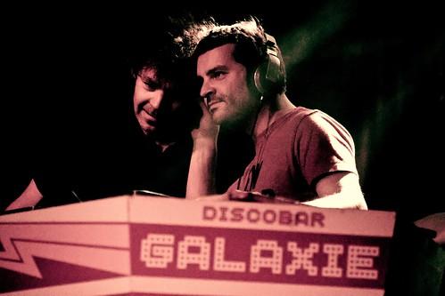 Discobar Galaxie