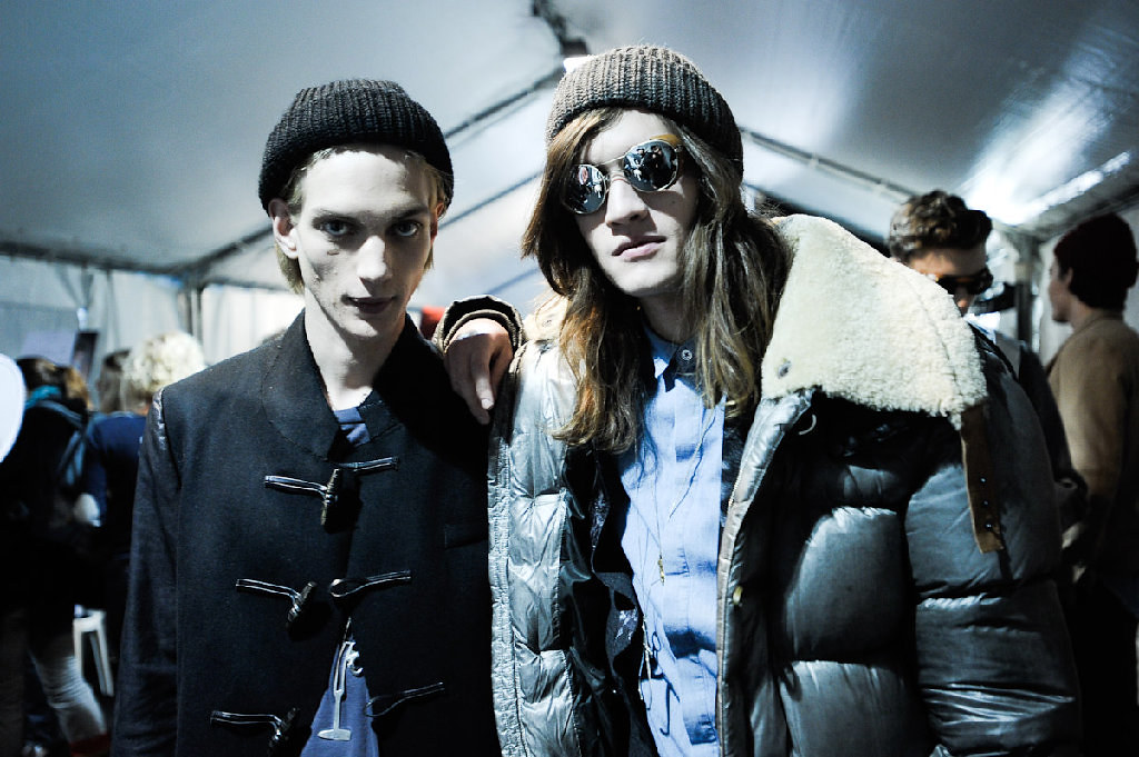 Marcel Castenmiller3219_FW11_Paris_Paul Smith BS(Dazed Digital)