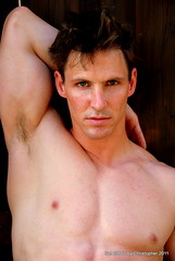 Christopher H (Get SHOT by Christopher) Tags: male muscle hazeleyes fitness malemodel brownhair caucasion