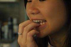 a bad habit #8 (paigesyd) Tags: biting nails badhabit nailbiting
