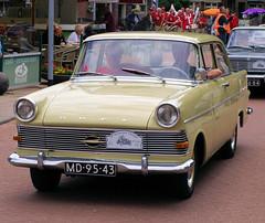 1962 Opel Rekord (Vriendelijkheid kost geen geld) Tags: foto jan transport nederland oldtimers barnier youngtimers millingenaanderijn worldcars oudevoertuigen