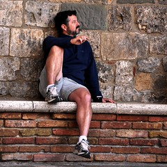 April in San Gimignano (fiumeazzurro) Tags: ritratti bellissima aplusphoto lamiciziafaladifferenza anthologyofbeauty theauthorsplaza authorsclub