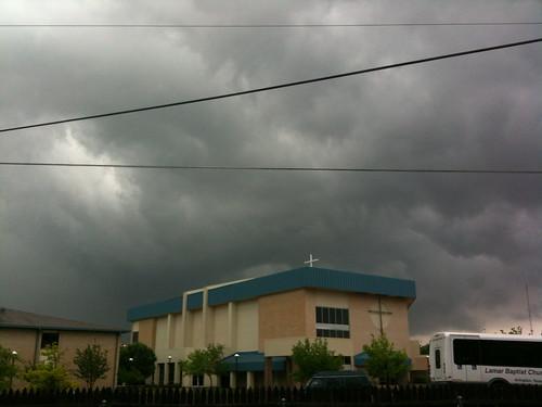 DFW Tornado / Storm, © Steve Webel