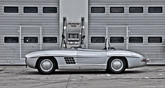 Mercedes-Benz 300 SLS (Chris Wevers) Tags: sl mercedesbenz 300 nrburgring nurburgring eifelrennen chriswevers mercedes300sls