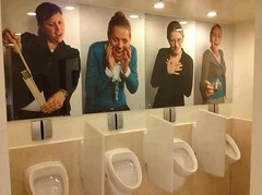 Crazy ;) (philippioa) Tags: crazy women pissoir toilett