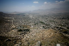 Contemporary Kabul (Michal Przedlacki) Tags: life park street city panorama gambling afghanistan color work landscape photography contemporary aerial afghan labour leisure kabul afganistan fights kowk kabulvariousjune2012