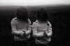 Glói (Dalla*) Tags: boy two white black exposure gloomy double mummy