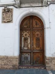 Tr in Ronda (solino_222) Tags: door spain puerta doors espana porta porte andalusien espagne tr spanien espagna tren puertas portes