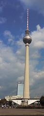 Alexander Platz - Fernsehturm Tower - Berlin (Gilli8888) Tags: berlin germany alexanderplatz fernsehturm tower televisiontower fountain neptunetower