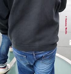 jeansbutt10997 (Tommy Berlin) Tags: men jeans butt ass ars levis