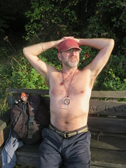 IMG_0981 (griffpops_deptford) Tags: cobham shirtlessmen menwithbeards kentchurches
