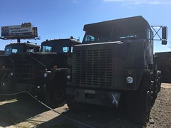 M1070 (metraf40c) Tags: russel military museum tank humvee m113 us army jeep armored vehicles abandoned rusty apc illinois russian prototype zion usmc usaf guns weapons border patrol