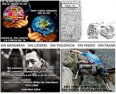 REIVINDICACIONES ECONMICAS, POLTICAS Y SOCIALES (por Cipiny Berganza) (pietropuki) Tags: queremosdemocracia democracia democraciareal estoesunafarsa somosel99 unmonosyvenceremos lellamandemocraciaynoloes