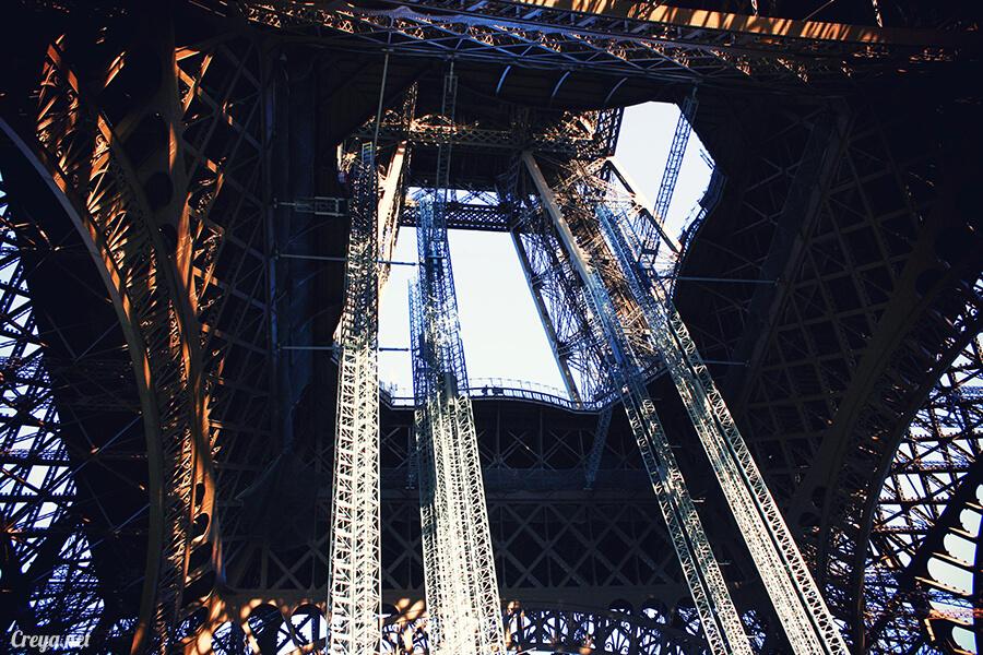 2016.10.09 ▐ 看我的歐行腿▐ 艾菲爾鐵塔,五個視角看法國巴黎市的這仙燈塔 18