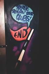 End (Matthew-King) Tags: leeds iphone iphoneography 6s roxy swingers golf club mini crazy