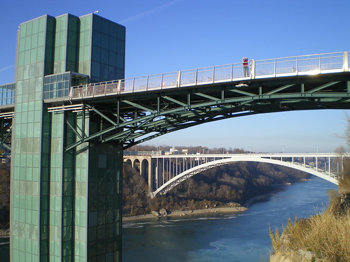 American Falls Observation Tower