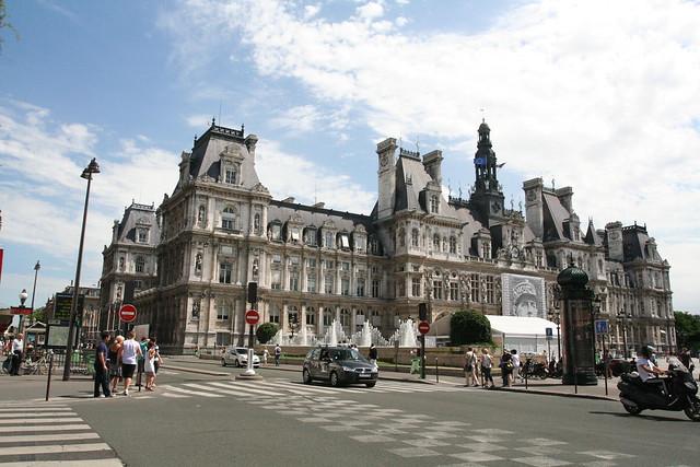 巴黎市政廳