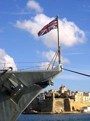 HMS Somerset F 82 in Malta 20.11.2010 (anspics) Tags: malta british vessels rn royalnavy warships hmssomerset