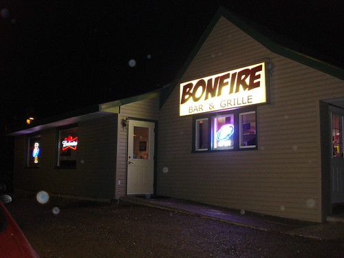 11/20/10 Division Nine @ Bonfire Bar & Grille, Litchfield, MN