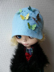 Butterfly hat! CLEARANCE