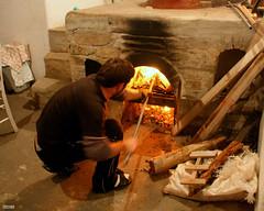 Tsipouro time 2010 (VII) (teo58-) Tags: island fire still greece distillery paros raki souma naoussa stathis tsipouro bioler