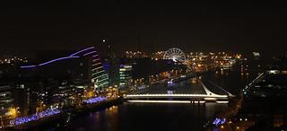 Dublin Nightscape