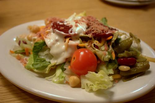 Pizza Hut Salad