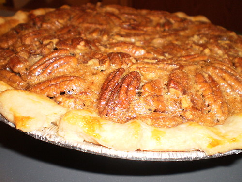 Pecan Pie Close Up B