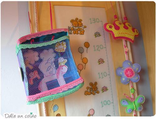 diorama unicornios