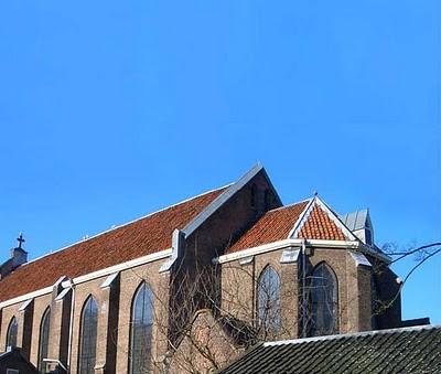 Sint Jacobus Kerk in Utrecht